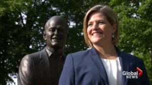 Horwath fights back against call for strategic voting