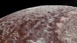 NASA releases flyover video of Pluto