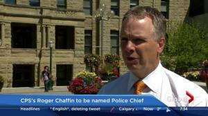 Calgary's new police chief