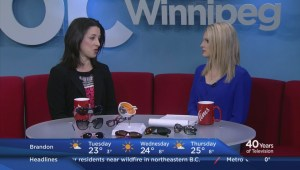Vison Health Month on Global News Morning