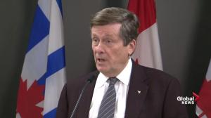 Tory satisfied with deal with Local 416, city now turns sights on striking deal with Local 79