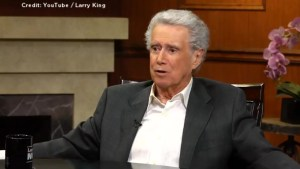 Regis Philbin discusses his broken relationship with Kelly Ripa