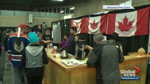 Cannabis & hemp expo makes first stop in Edmonton