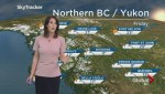 BC Evening Weather Forecast: Jun 8