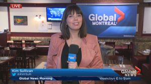 Global News Morning weather forecast: Wednesday, April 12