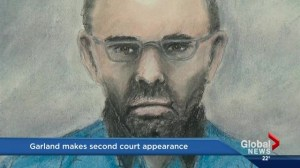 Douglas Garland appears in court again