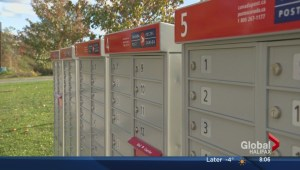 How community mailboxes will work for Christmas parcel delivery
