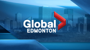 In the Global Edmonton kitchen with Gail Hall