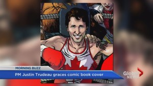 PM Justin Trudeau to be featured as a Marvel comic book character
