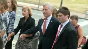Former governor Bob McDonnell found guilty
