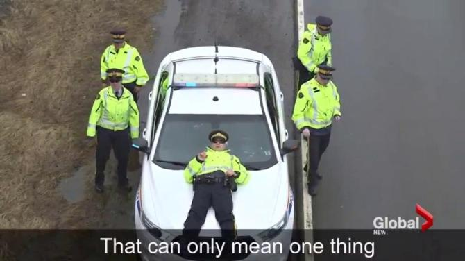 how to get rcmp video in bc