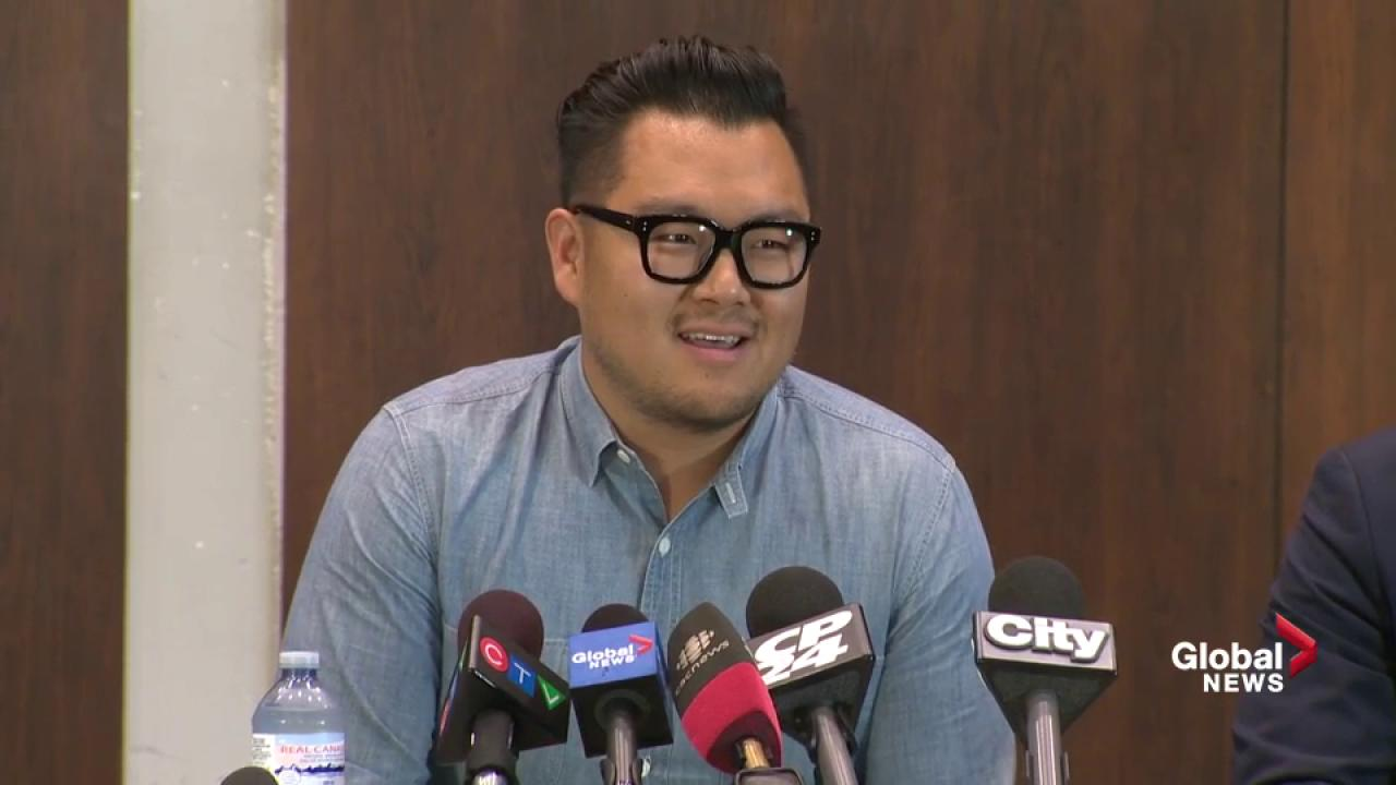 Pastor freed from North Korean prison arrives back in Canada