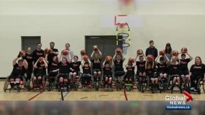Dozens of young athletes disappointed after thieves in Saskatoon steal their sports wheelchairs