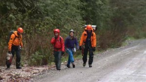 Exclusive: Two women rescued from Stawamus Chief