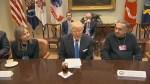 Trump urges 'big push' to build  auto plants in U.S.