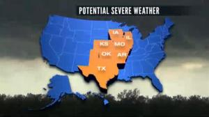 More extreme weather expected in several US states