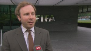 NYT journalist recalls witnessing arrests of FIFA officials