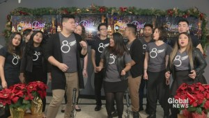 Yule Duel competitors share sneak peek performance