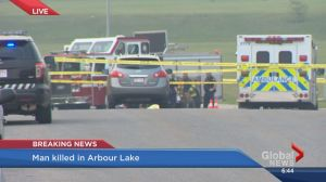 One man dead in NW Calgary; police on scene of 'active investigation'