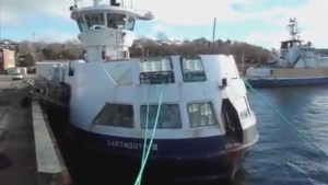 Halifax puts $150k sales tag on former 'Dartmouth III' ferry posted to Kijiji