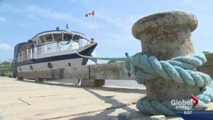 Alexander Docks closure leaves tour operator adrift