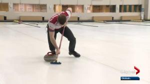 Today's curlers take fitness seriously