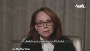 Mother of American hostage makes emotional appeal to ISIS