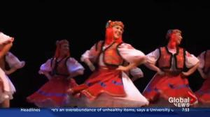Kaleidoscope of Ukrainian Dance