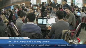 BIV: BC tech companies and falling loonie