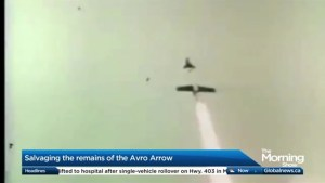 Meet the man who wants to recover the Avro Arrow