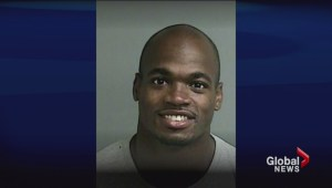 NFL star Adrian Peterson indicted for allegedly physically abusing son