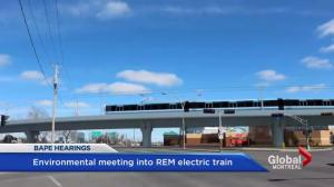 Montreal light-rail hearings