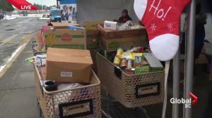 29th annual Santa Fox Food Drive in Surrey