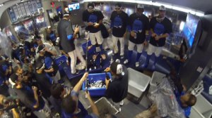 The locker room experience: Behind the scenes of the Blue Jays' clubhouse
