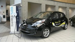 Government unveils program aimed at encouraging clean energy car usage