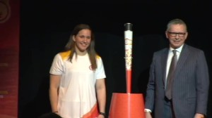 Olympian Zsofia Balazs announced as Pan Am Games torchbearer