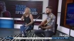 Tara Shannon performs Love Me Loud on The Morning Show