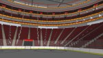 14-year-old's Flames arena design a hit