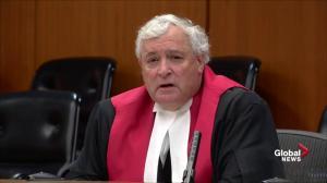 Vader verdict: Judge calls Travis Vader a 'drug dealer and addicted to methamphetamine'
