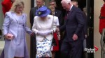 Johnston saves the Queen…gets in trouble