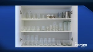 How Do You Store Your Drinking Glasses?