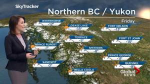 BC Evening Weather Forecast: Feb 2