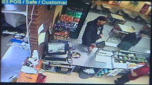 Caught on video: Poppy box theft at Subway restaurant