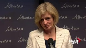 'We're taking our advice from officials': Notley responds to councillor's concerns
