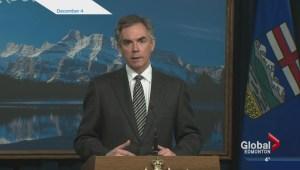 Alberta legislature session ends