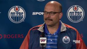 Oilers GM Peter Chiarelli: Have to pay a price to get a good player