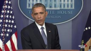 Obama says U.S. will respond to North Korea's Sony hack attack