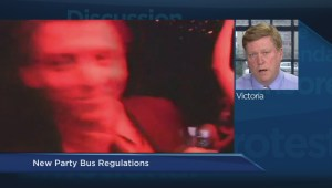 Party buses to face stricter regulation
