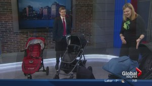 Stroller choices for new parents