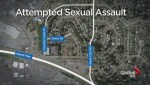 Attempted sexual assault on Vancouver Island